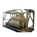 cast iron high productivity concrete mixer with elevator