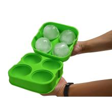 FDA Durable Silicone Ice Cream Maker