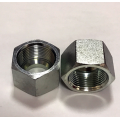 Carbon Steel NL/NS Retaining Nut Female Connector Fittings