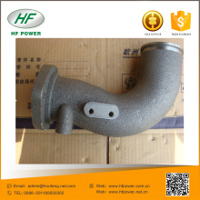 Lovol diesel engine parts exhaust pipe bending