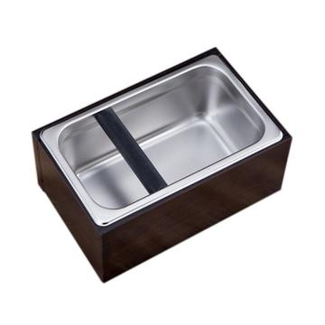 Coffee Knock Box Coffee Powder Box Stainless Steel