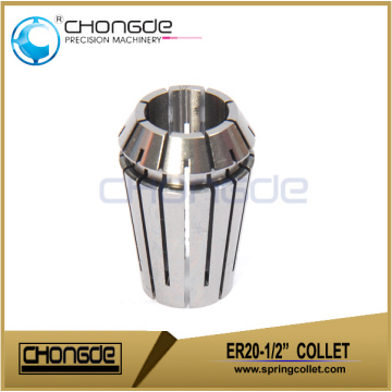 "ER20 1/2"" Ultra Precision ER Collet"