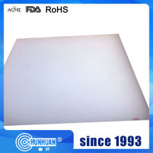 Free sample for 100% Virgin White PTFE Sheet 100% Virgin PTFE Molded Sheet Round Board supply to China Hong Kong Factory