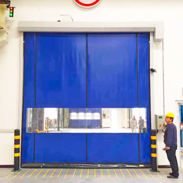 I-automatic Warehouse High Speed ​​Roller Shutter