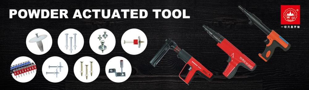 Powder Actuated Tools 01
