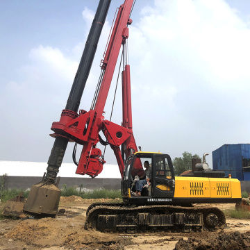 Low-price and high quality crawler piling   rig