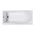 Corner Oval Acrylic Drop in soaking tub