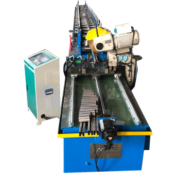 Automatic Small Keel Bending Roll Forming Machine
