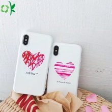Discount Price Pet Film for Universal Silicone Phone Case,Silicon Phone Cover,Silicone Mobile Phone Covers Manufacturer in China 2018 Fashion Universal Silicone Custom Printing Phone Case supply to United States Manufacturers