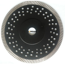 D230 Turbo Saw Blade with Cooling Hole