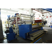 Good Quality for 1500MM Packaging Stretch Film Machine Unit Updated 1500mm Stretch Film Machine with Melt Pump export to United States Wholesale