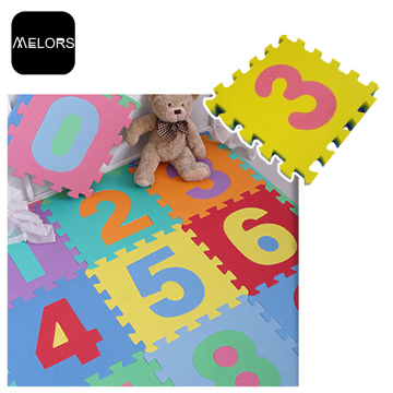 Melors Room Flooring High Density EVA Baby Mat