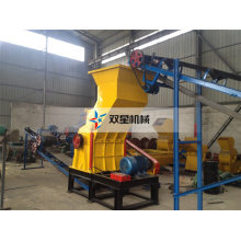 Used Tire Tyre Recycling tire crusher Equipment Machine
