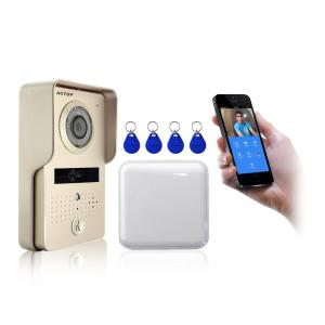 WIFI Smart Doorbell Camera with RFID