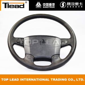 sinotruk Truck parts HOWO steering wheel WG9719470100