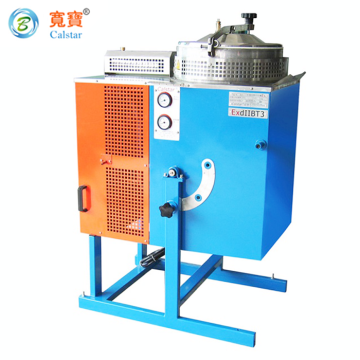 China Professional Supplier for China Dichloromethane Recycling Machine,Trichloroethylene Recycling Machine Supplier Acetone Solvent recycler recycling systems export to Madagascar Factory