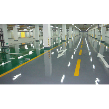 Silent lane epoxy floor paint