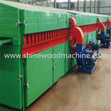 High Drying Capacity Veneer Dryer