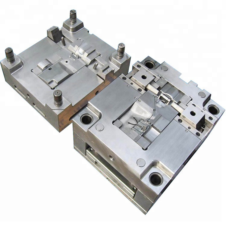 Plastic Electronic socket connector injection mould 2