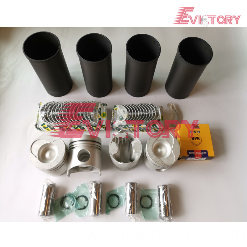 W04C ENGINE OVERHAUL KIT