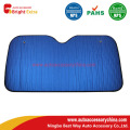 Blue Double Layer Bubble Sun Shade