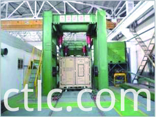 Structural test for Electric Control Container Integration