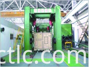 Structural test for Capacitor Container Integrated Type