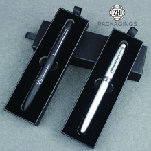 Black ballpoint pen packaging paper box custom