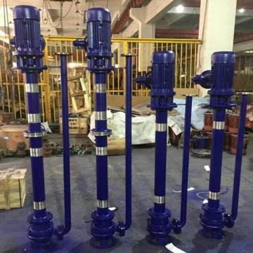YW type non-blocking submersible sewage pump