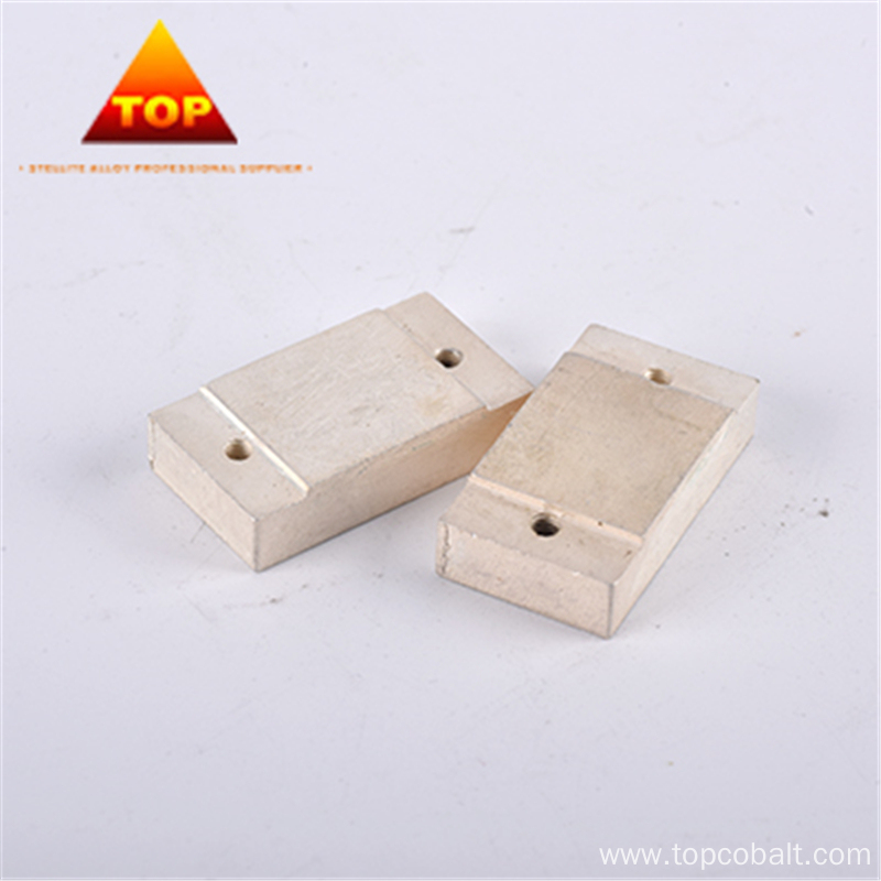 Customized Siver Tungsten Alloy Switch Contacts