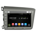 Honda Civic 2012 android car gps player
