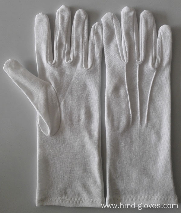Cotton Work Glove White