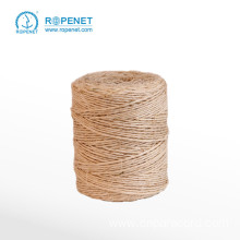 China for Natural Jute & Sisal Twine Natural 3 Strands Sisal Twine Sisal Yarn export to Peru Factory