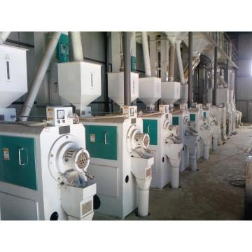 Cheapest Price for Rice Polisher Machine Horizontal Rice Whitener supply to Mali Factory