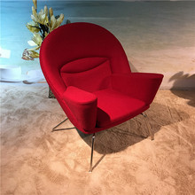 CH468 Oculus leisure chair by Hans J.Wegner
