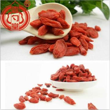Non-Organic Goji Berries fruit low pesticide