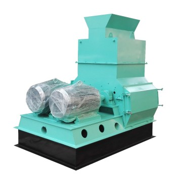 Double Shaft Hammer Mill For Sawdust