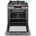 Gas Hob With Built-in Electric Oven Free-standing