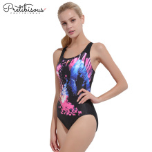 Ladies fashion bathing suits plus size swimwear
