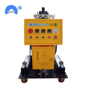 High pressure pneumatic PU polyurethane spray foam machine