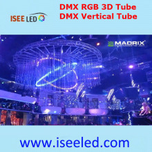 360degree Viewing Dmx Rgb Led Vertical Tube
