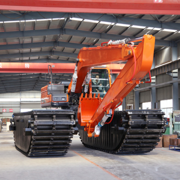 Amphibious Excavator For Sale