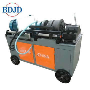 Bolt Making Machine Thread Rolling Machine Steel Plate Rebar Thread Rolling Machine