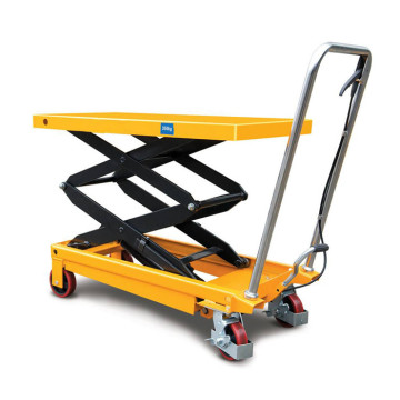 150kg Hydraulic Scissor Lift Trolley