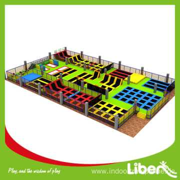 indoor trampoline park equipment for sale