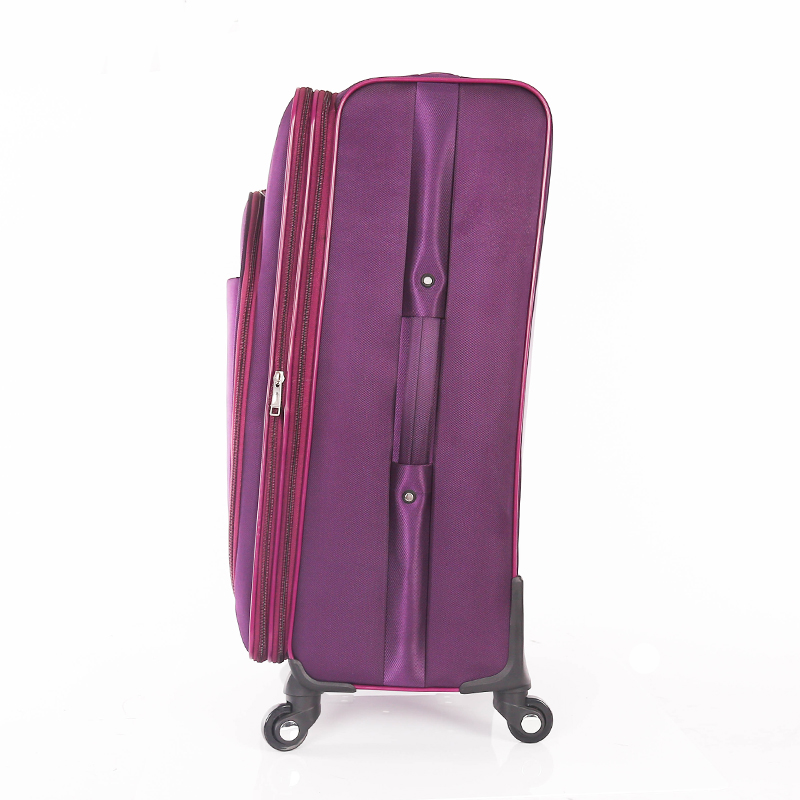 fabric luggage