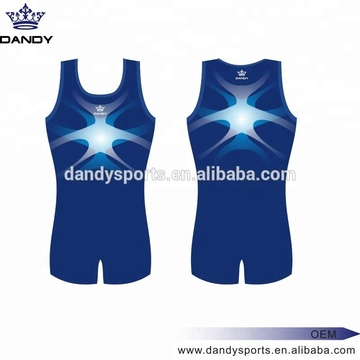 Custom Sublimated Boys Gymnastics Leotard