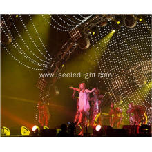ODM for 3D Led Disco Ball Event Stage 360degree LED Ball String Curtain export to United States Exporter
