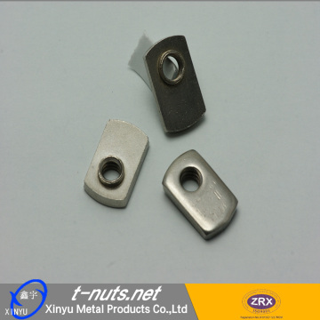 Carbon Steel Flat Welding Nut