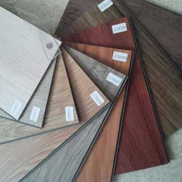 Waterproof Commercial Spc Vinyl Wood Flooring